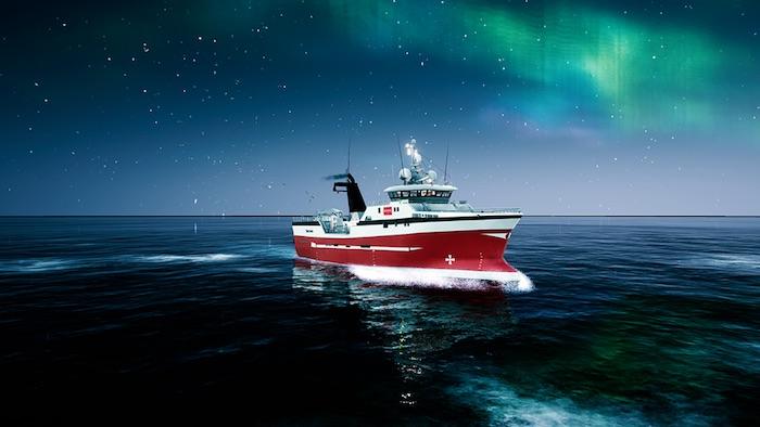 Fishing Barentsz Sea